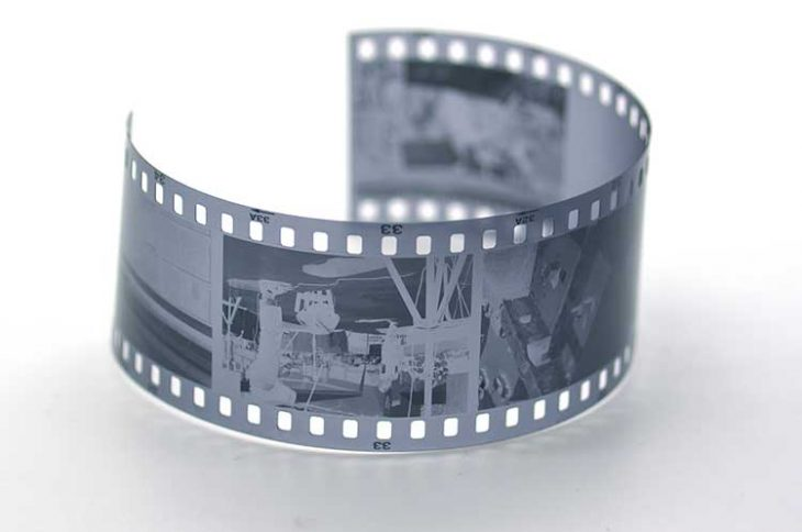 film negative strip